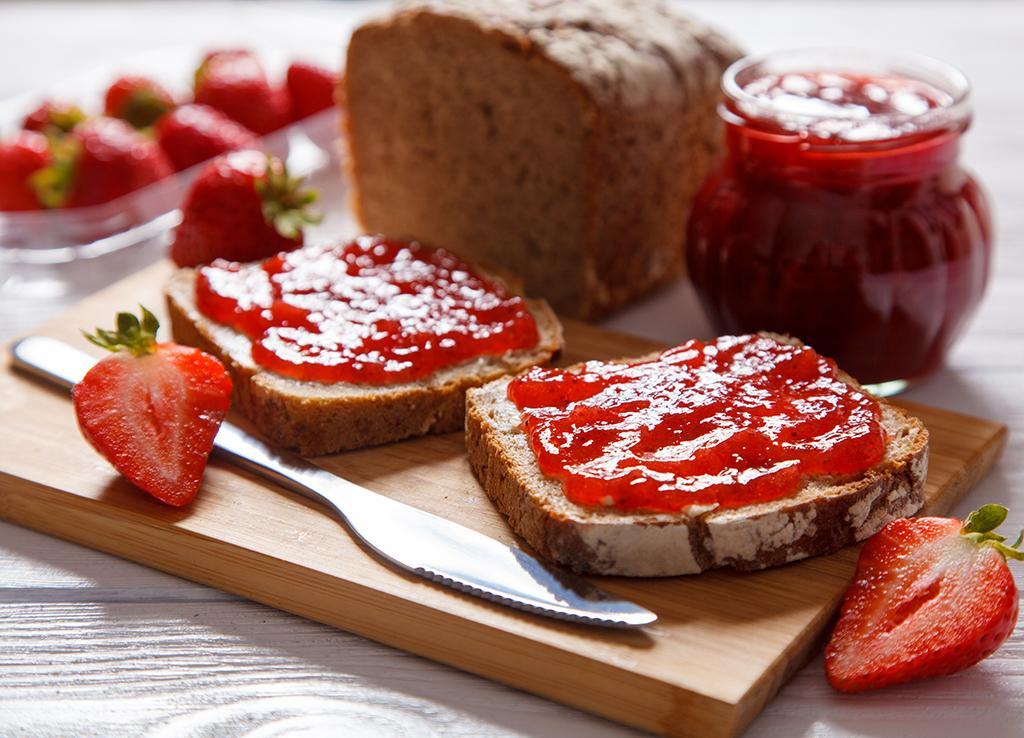 Aardbeienjam / Aardbeienconfituur