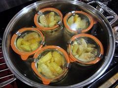 Appels inmaken voor appeltaartvulling