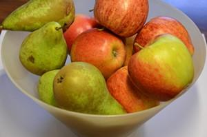 Appels en peren voor Appel-perensap