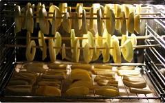 Bananen drogen in de oven