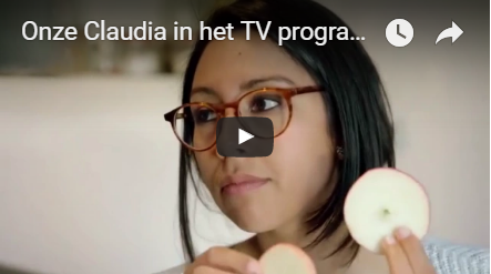 Claudia Kuyken Over eten