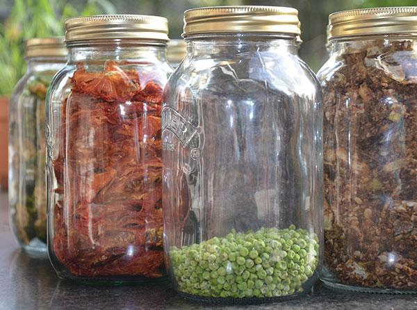 Groenten-drogen-voedseldroger