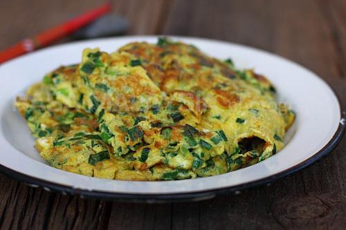 Indische omelet