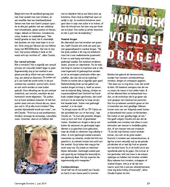 Interview_Claudia_Kuyken_WECKENonline_Boek_Voedsel_drogen_Gemengde_Branche