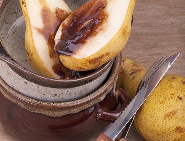 Peren- appelstroop