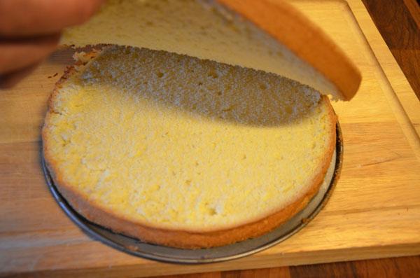 taart bodem