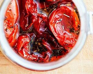 Tomaten inleggen
