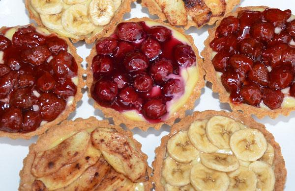 Vruchtentaartjes