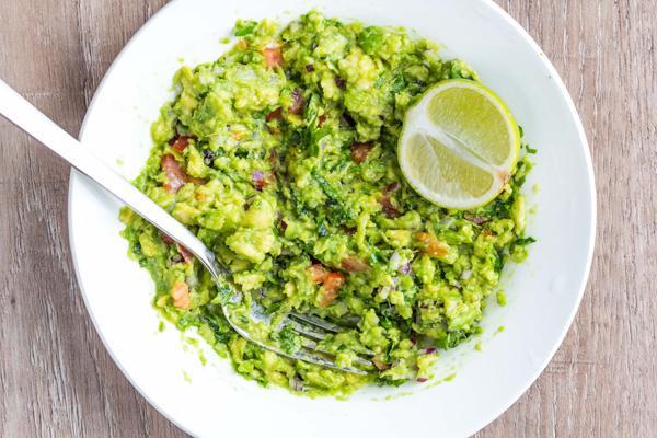 Guacamole maken