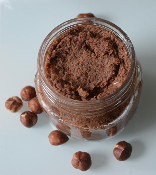 Chocoladepasta maken