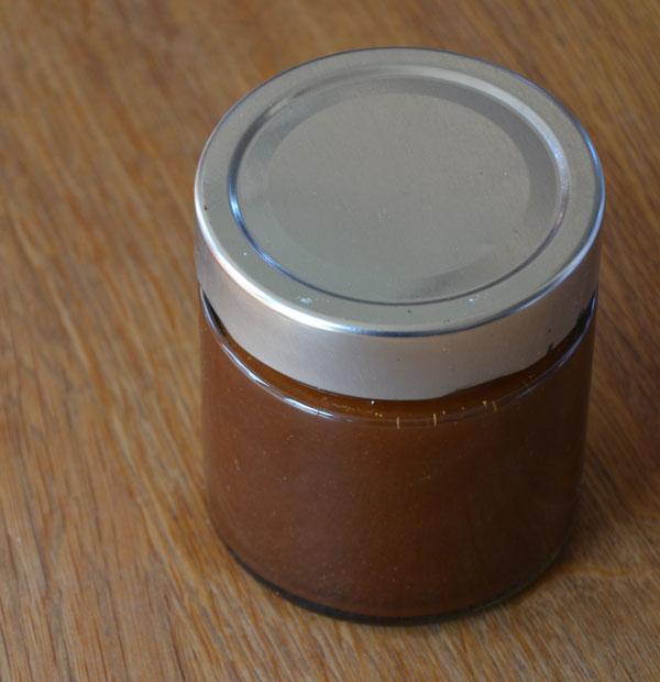 Champignon olie