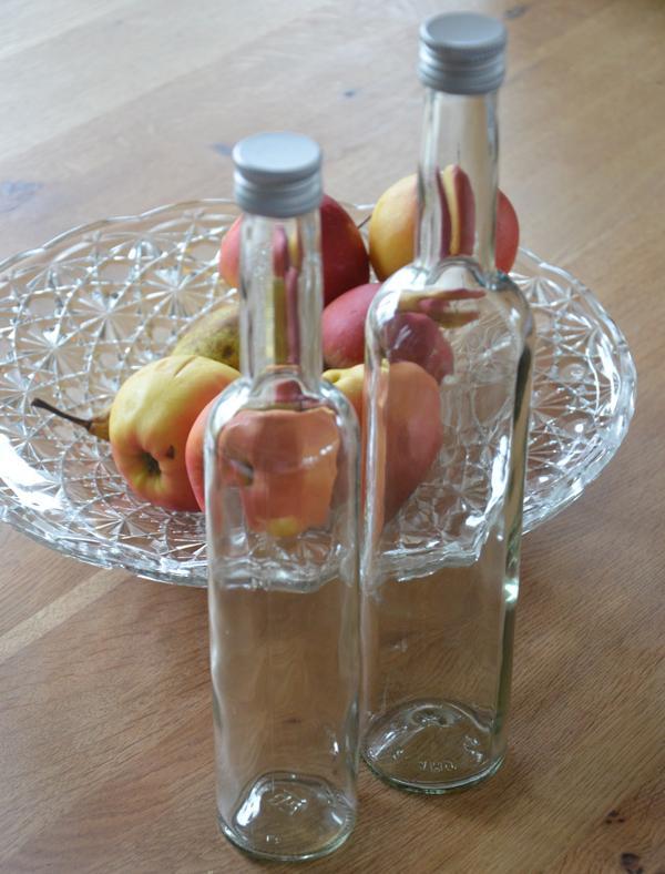 Glazen flessen kopen bij WECKENonline
