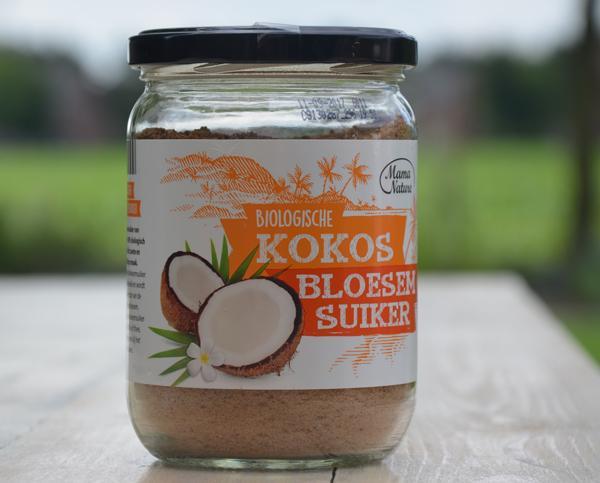 Jam maken met kokosbloesemsuiker