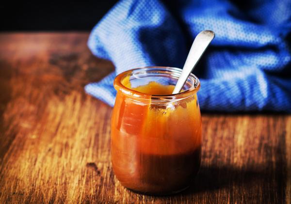 Karmelsaus maken