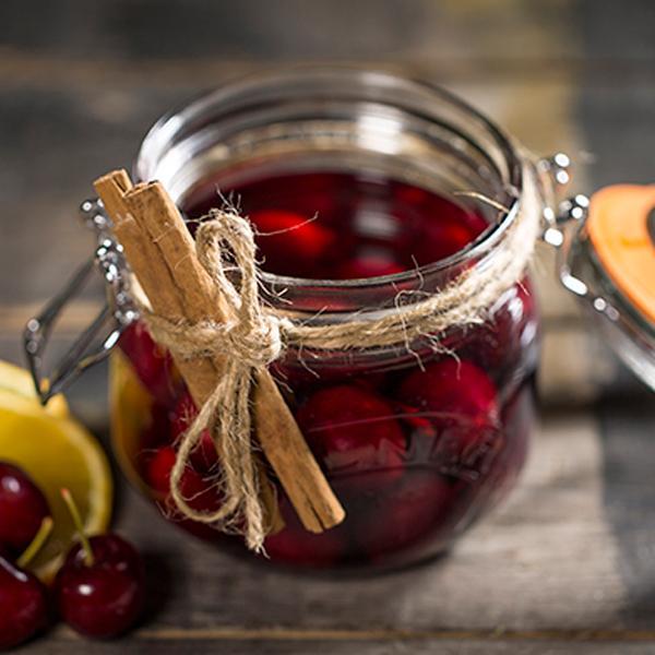 Kersen in honing