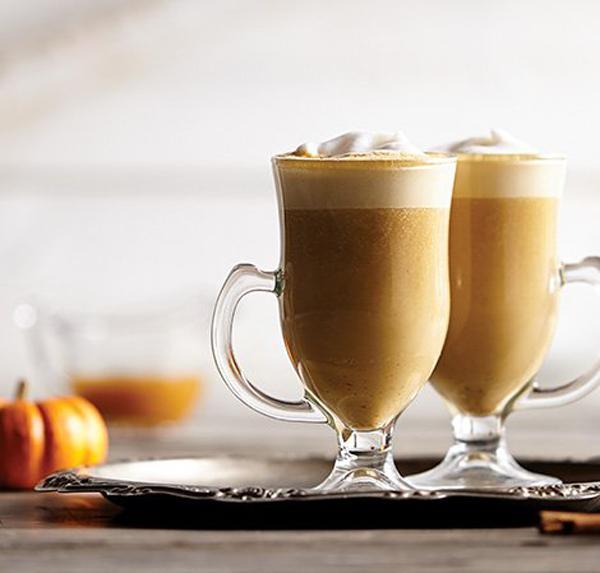 Pompoen Latte