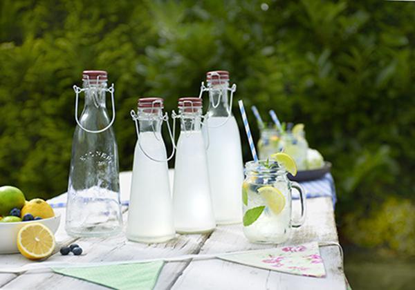 Kilner vintage fles met beugelsluiting
