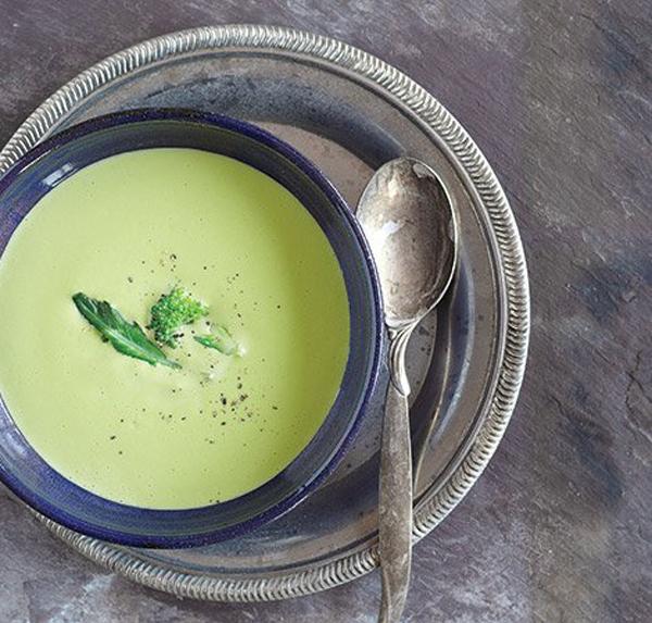 Broccoli kaassoep
