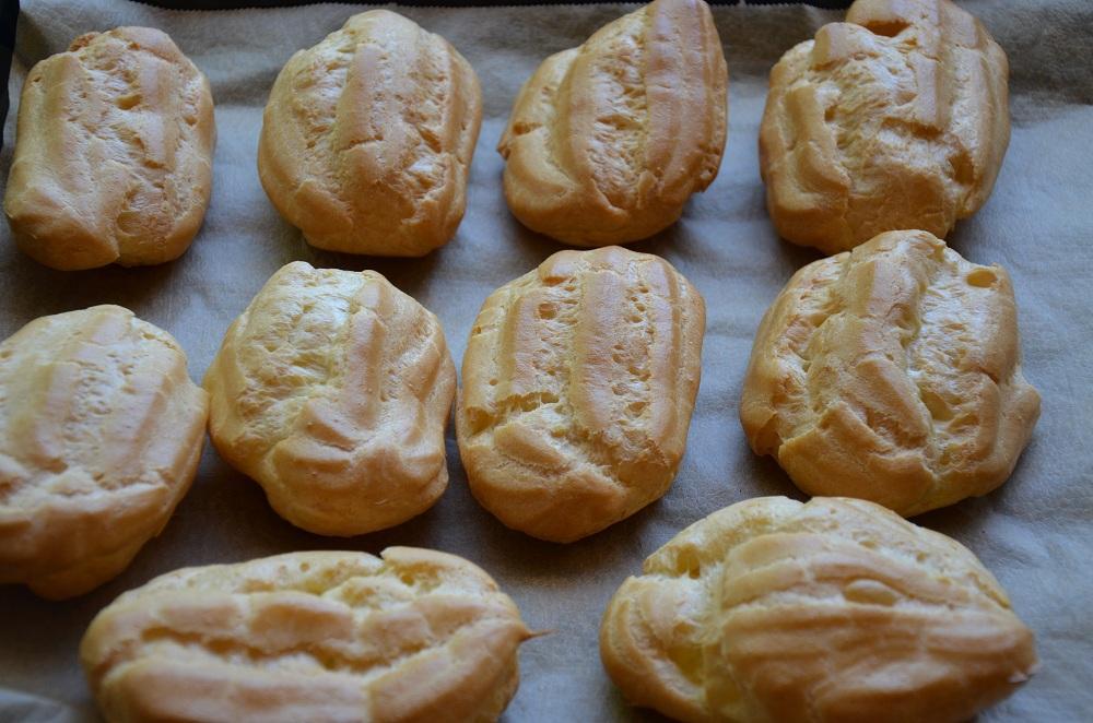 Puddingbroodjes maken