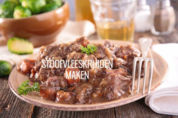 Stoofvleeskruiden maken