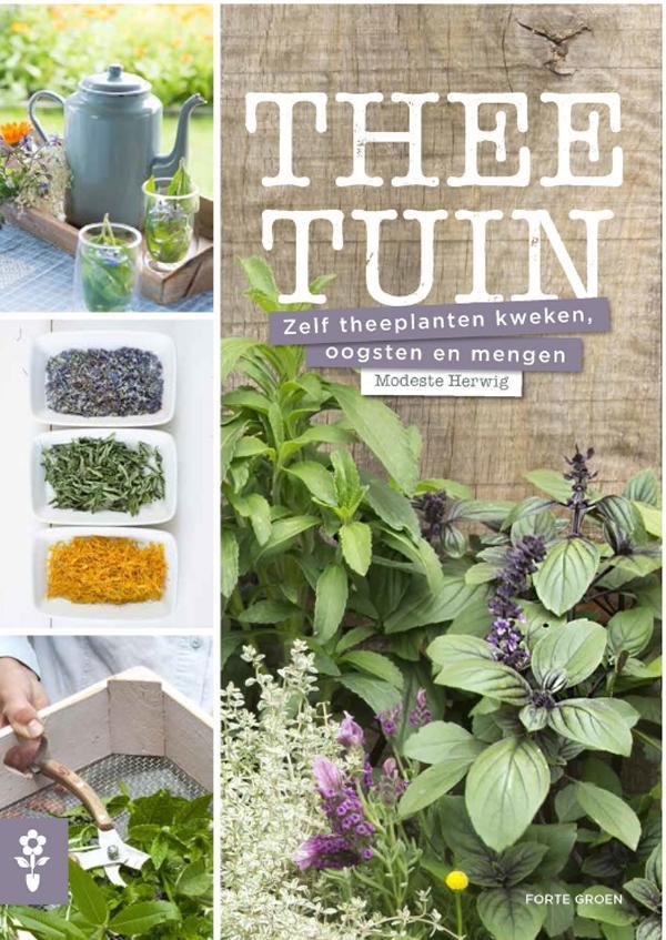 Thee-tuin-boek-zelf-theeplanten-kweken,-oogsten-en-mengen