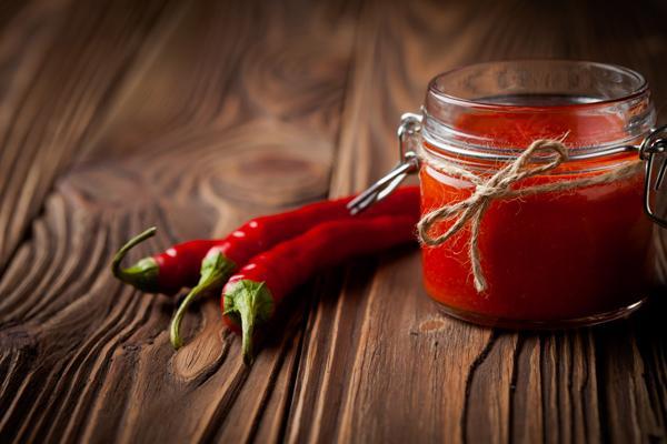 Sriracha maken