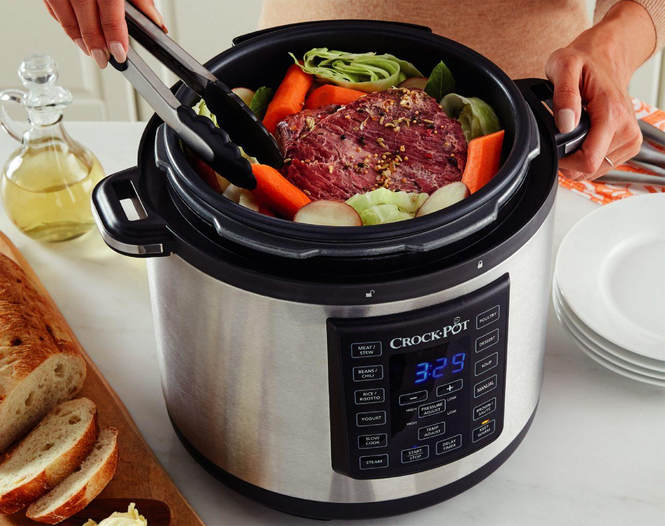 Express crock-pot