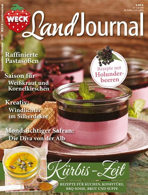 Landjournal weck september oktober 2019