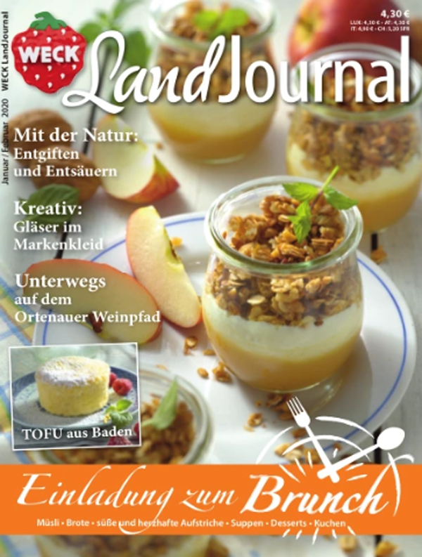 WECK Landjournal jan feb 2020